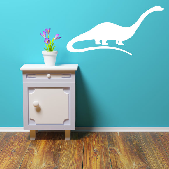 Brontosaurus | Wall Decal | Wall Art | Adnil Creations