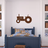 Farm Tractor | Wall Decal | Wall Art | Adnil Creations