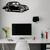 Vintage car | Wall Decal