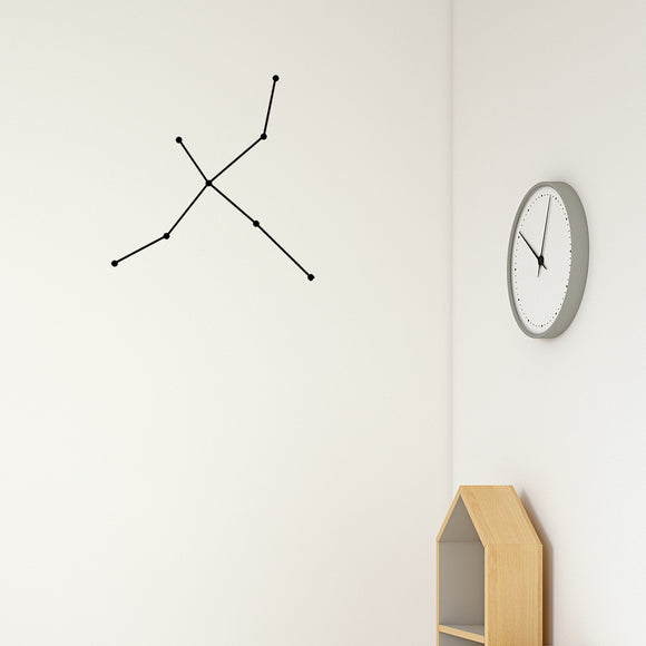 Cygnus constellation | Wall Decal | Wall Art | Adnil Creations