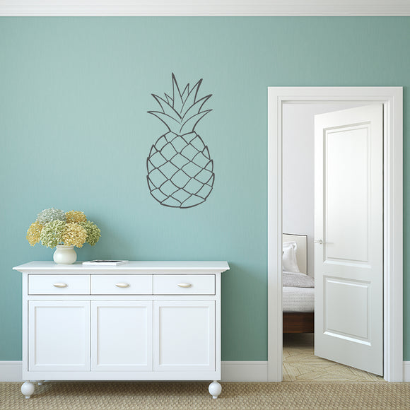 Pineapple | Wall Decal