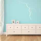 Lightning storm | Wall Decal | Wall Art | Adnil Creations