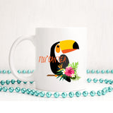 Tou'can Tea | Mug | Mug | Adnil Creations