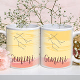 Gemini Constellation | Mug | Mug | Adnil Creations