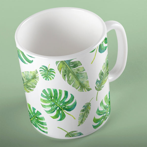Monstera Leaf | Mug | Mug | Adnil Creations