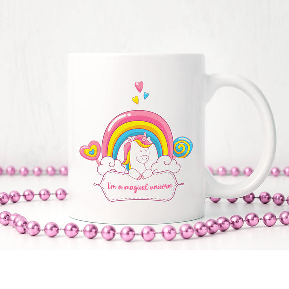 I'm a magical Unicorn | Mug | Mug | Adnil Creations