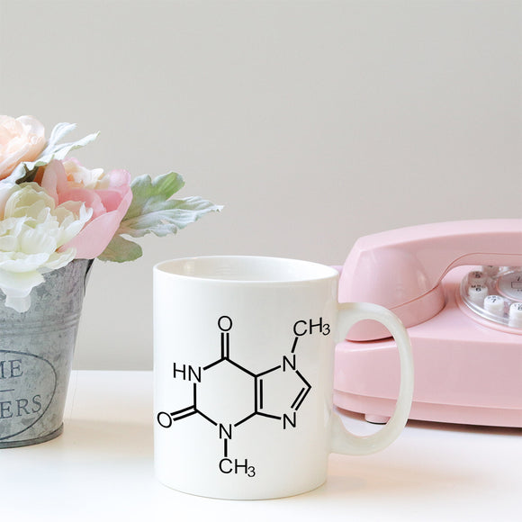 Chocolate Molecule | Mug | Mug | Adnil Creations