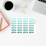 Surfboards | Planner Stickers | planner stickers | Adnil Creations