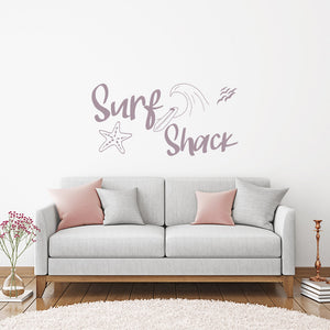 surf Shack | Vinyl Wall Decals