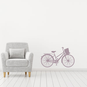Vintage Bicycle | Wall Decal | Wall Art | Adnil Creations