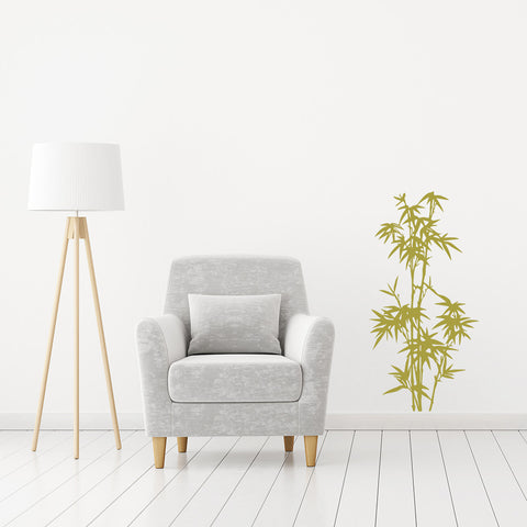 Japanese Bamboo | Wall Decal