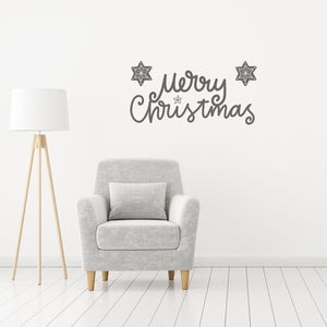 Merry Christmas | Wall Quote | Wall Quote | Adnil Creations