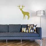 Modern Stag | Wall Decal | Wall Art | Adnil Creations