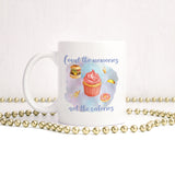 Count the memories not the calories | Mug | Mug | Adnil Creations