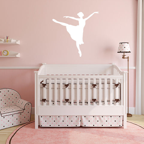 Ballet Dancer | Wall Decal