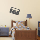 Retro Cassette | Wall Decal | Wall Art | Adnil Creations