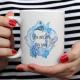 You anchor my soul | Mug | Mug | Adnil Creations