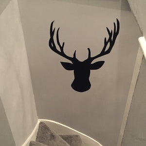 Stag Head | Wall Decal