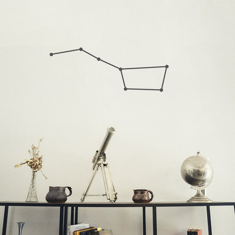 Big Dipper Constellation | Wall Decal