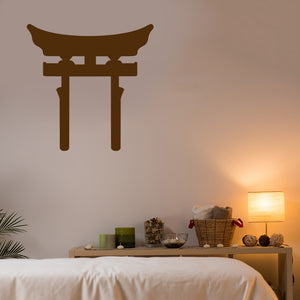 Shinto symbol | Wall Decal | Wall Art | Adnil Creations