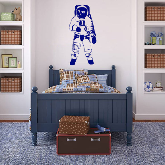 Astronaut | Wall Decal | Wall Art | Adnil Creations