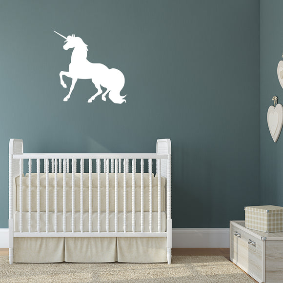 Unicorn | Wall Decal | Wall Art | Adnil Creations