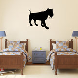 Sabre-tooth tiger | Wall Decal | Wall Art | Adnil Creations