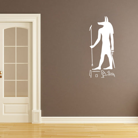 Anubis - Wall Art - Adnil Creations