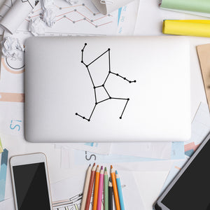 Hercules Constellation | Laptop Decal | Macbook Decal | Adnil Creations