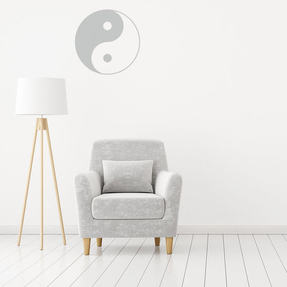 Yin and Yang | Wall Decal | Wall Art | Adnil Creations