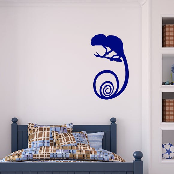 Chameleon | Wall Decal | Wall Art | Adnil Creations
