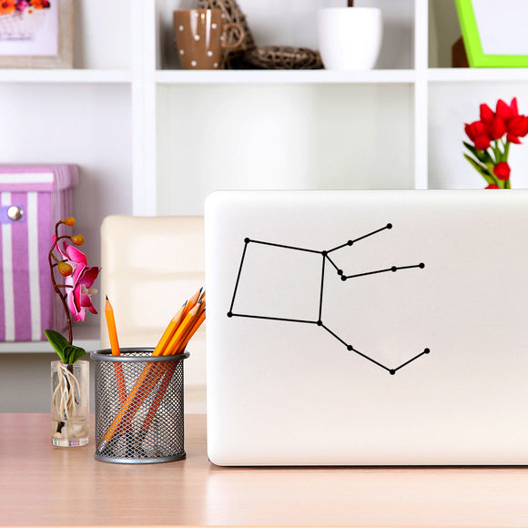 Pegasus Constellation | Laptop Decal | Macbook Decal | Adnil Creations