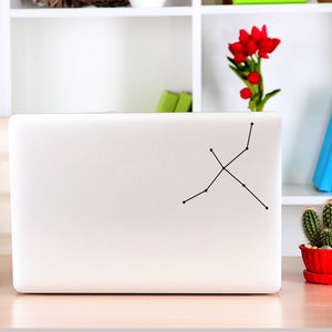 Cygnus Constellation | Laptop Decal | Macbook Decal | Adnil Creations