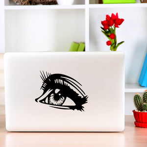Comic book eye | Laptop Decal | Macbook Decal | Adnil Creations