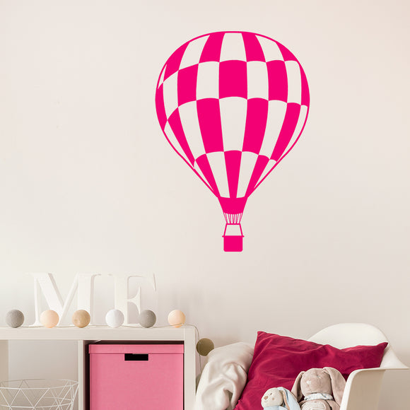 Hot air balloon | Wall Decal | Wall Art | Adnil Creations