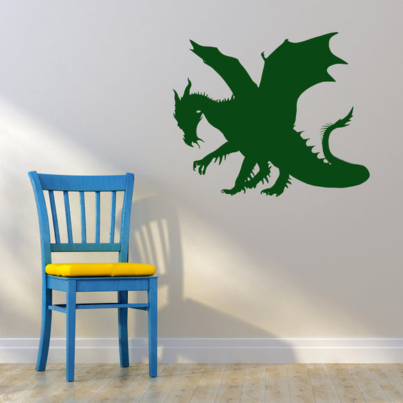 Dragon | Wall Decal | Wall Art | Adnil Creations