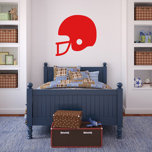 American Football Helmet | Wall Decal | Wall Art | Adnil Creations