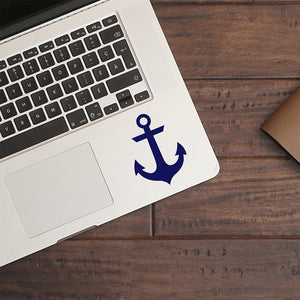Anchor | Trackpad decal | Macbook Decal | Adnil Creations