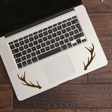 Antlers | Trackpad decal | Macbook Decal | Adnil Creations