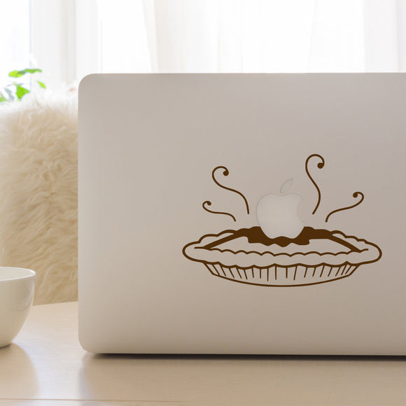 Apple Pie | Laptop Decal | Macbook Decal | Adnil Creations