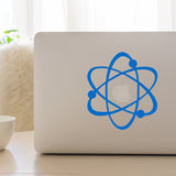 Atom | Laptop Decal | Macbook Decal | Adnil Creations