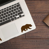Bears | Trackpad decal | Macbook Decal | Adnil Creations