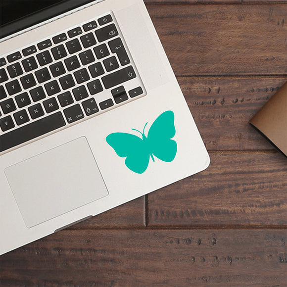 Butterflies | Trackpad decal | Macbook Decal | Adnil Creations