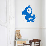 Cute jungle parrot | Wall Decal | Wall Art | Adnil Creations