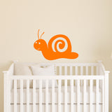 Cute jungle snail | Wall Decal | Wall Art | Adnil Creations
