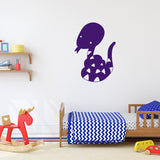 Cute jungle snake | Wall Decal | Wall Art | Adnil Creations