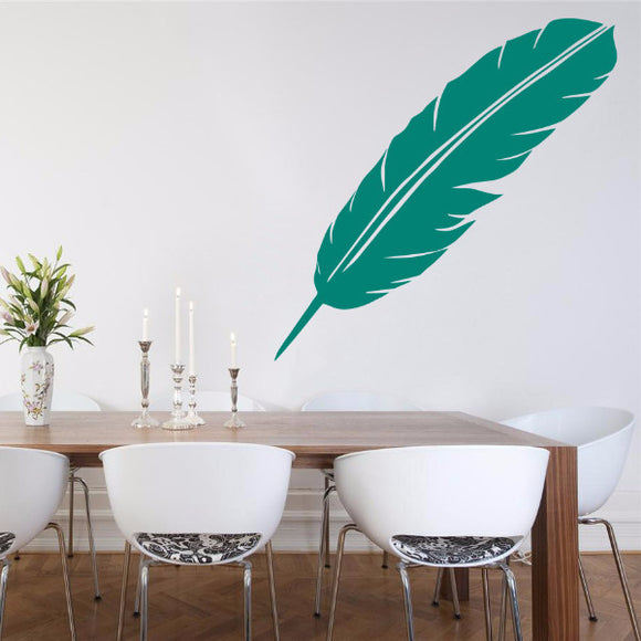 Feather | Wall Decal | Wall Art | Adnil Creations