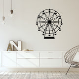 Ferris Wheel | Wall Decal | Wall Art | Adnil Creations