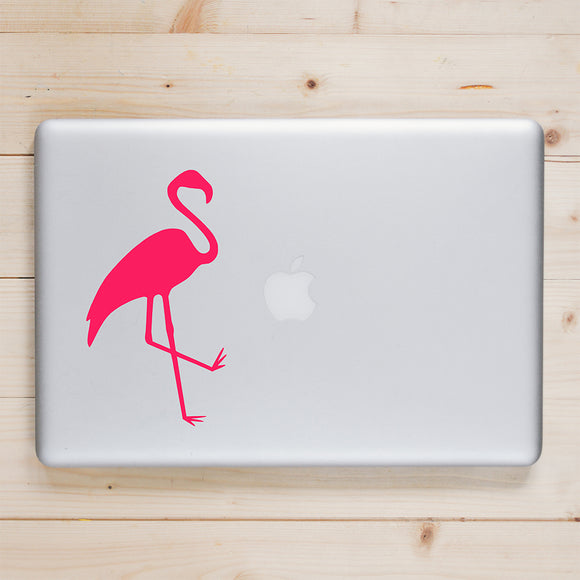 Flamingo | Laptop Decal | Macbook Decal | Adnil Creations