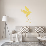 Decorative bird | Wall Decal | Wall Art | Adnil Creations